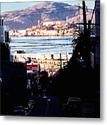 Alcatraz - So Close Yet So Far Metal Print
