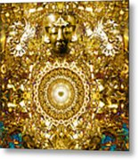 Alchemy Of The Heart Metal Print by Jalai Lama
