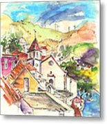 Alcoutim In Portugal 07 Metal Print