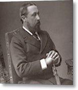 Alfred (1844-1900) Metal Print