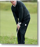 Alfred Dunhill Links Championship - Day Metal Print