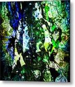 Alice Cooper - Feed My Frankenstein - Original Painting Print Metal Print
