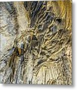 Alien Rock Formaton Metal Print