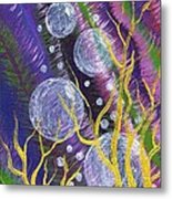 Alien Sea Metal Print