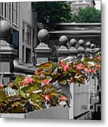 Alive In The City Metal Print