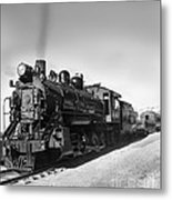 All Aboard Metal Print by Robert Bales