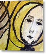 All About Me Metal Print by Andrea Friedell