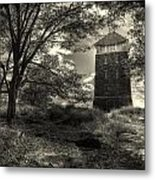 All Along The Watchtower Metal Print
