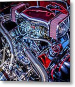 All Chromed Out Metal Print
