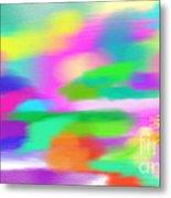 All Colors Metal Print by Rosana Ortiz