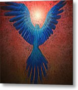 All Gods Creations Have Souls Metal Print