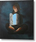 All Is Within Metal Print