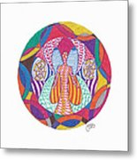 All Knowledge Is Within You Metal Print