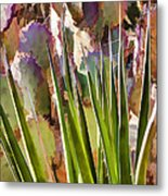 All Pointy And Sharp Metal Print