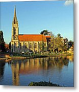 All Saints Church Marlow Metal Print
