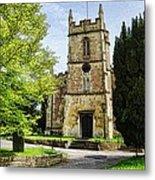 All Saints Church Weston Bath Metal Print