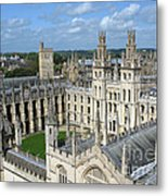 All Souls College Metal Print