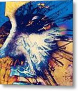 All Spent Aches  Metal Print