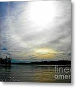 All The Colors Of The Day Metal Print by Lorraine Heath