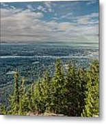 All The Way To The Islands Metal Print