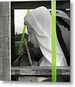 All Wrapped Up Miami Florida 2011 Metal Print