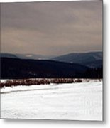 Allegany Highlands Metal Print