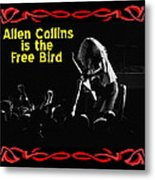 A C  Is The Free Bird 2 Metal Print