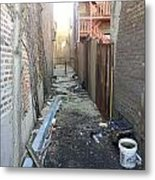 Alley 44 Metal Print