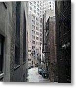Alley 5 Metal Print