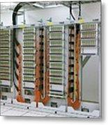 Alma Fibre Optics Panels Metal Print