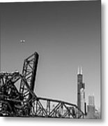 Almighty Chicago Metal Print