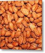 Almonds Metal Print