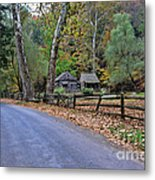 Almost Home Metal Print