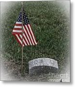 Almost Lost But Not Forgotten Metal Print