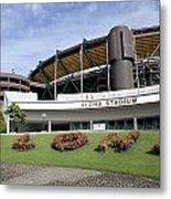 Aloha Stadium Metal Print