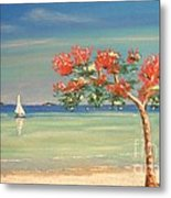Aloha Metal Print by The Beach  Dreamer