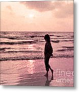 Alone With God Metal Print