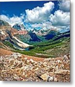 Along The Great Divide Metal Print