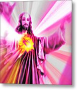 The Alpha And The Omega Metal Print