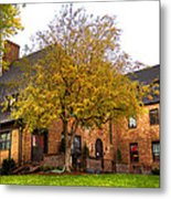 Alpha Tau Omega Fraternity At Washington State University Metal Print