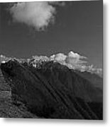 Alpine Valley Metal Print