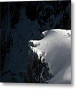 Alpinists Metal Print