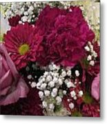 Altar Bouquet Metal Print