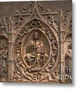 Altarpiece Metal Print