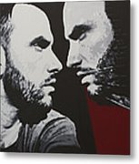 Alter-ego Metal Print