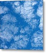 Altocumulus Cloud. Metal Print