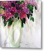 Alyvos - Lilacs Metal Print