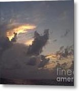 Amazing Clouds At Sunset Metal Print