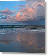 Amelia's Sunset Metal Print