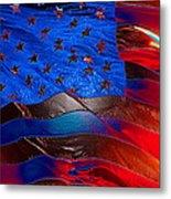 America Rising Metal Print